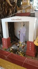 シン・オウ・オー パゴダ Shin Oak Aww Pagoda ダウェイ Dawei 観光 写真 Photo