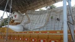 寝大仏 Reclining Buddha Sleeping Buddha 写真 Photo