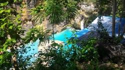 Dee Dote Waterfall,写真,ミャンマー,旅行,観光,行き方,photo,情報,Myanmar,Travel,Information