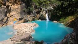 Dee Dote Waterfall,写真,ミャンマー,旅行,観光,情報,行き方,photo,Myanmar,Travel,Information