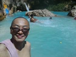 Dee Dote Waterfall,写真,ミャンマー,行き方,photo,旅行,観光,情報,Myanmar,Travel,Information