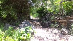 行き方,photo,Dee Dote Waterfall,写真,ミャンマー,旅行,観光,情報,Myanmar,Travel,Information