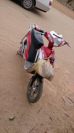 電気自転車 E-bike バガン 観光
