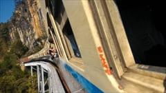 ゴッティ鉄橋 シポー シッポー Gok Hteik Bridge Hsipaw 写真 photo