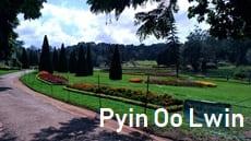 ピン・ルー・ウィン ピン・ウーウィン Pyin Oo Lwin ミャンマー 旅行 観光,情報 行き方 みどころ おすすめ Myanmar Travel Information
