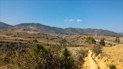 カロー トレッキング 風景 写真 Kalaw Trekking Photo