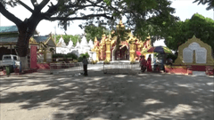 クソドワ・パゴダ Kuthodaw Pagoda photo 写真 ミャンマー