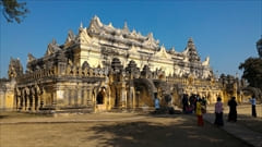 Maha Aung Mye Bon Zan photo 写真 photo