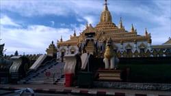 Mahar Anhtoo Kanthar Pagoda 写真 photo ピン・ウー・ルウィン Pyin Oo Lwin