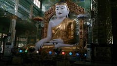 マンダレーヒル スー・タウン・パヤー・パゴダ Mandalay Hill Su Taung Pyae Pagoda ミャンマー 写真 photo