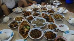 ミャンマー料理 家庭料理