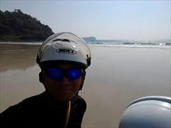 Pho Pho Kyauk Beach Grandfather Beach ピョーピョーカウック・ビーチ グランドファザー・ビーチ 写真 Photo 観光