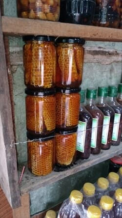 蜂蜜 photo Pwe Kauk Waterfall ピン・ウー・ルウィン,Pyin Oo Lwin