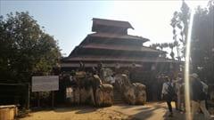 シュエナンドーモナストリー,Shwenandaw Monastery 写真 photo マンダレー Mandalay ミャンマー 旅行 観光 Myanmar Travel Information