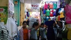 ザイ・チョー・マーケット Zay Cho Market 写真 photo ミャンマー 旅行 観光 情報 Myanmar Travel Information